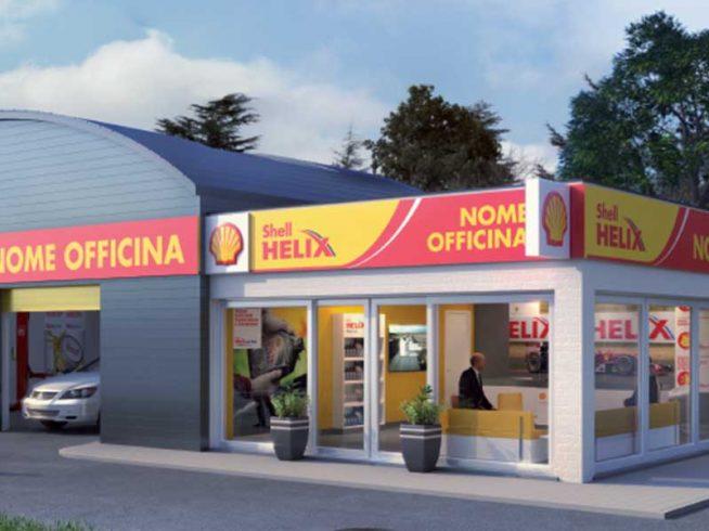 Shell branded Shop Piemonte - Arnulfo Blengio lubrificanti